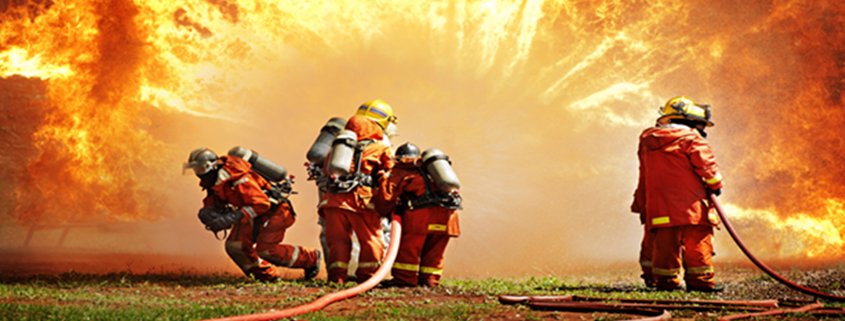 Fire Safety at Fire Zone