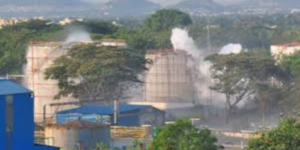 Gas Leak Image of Vizag